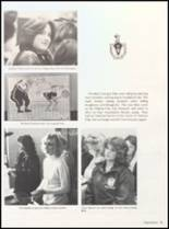 1982 Clyde High School Yearbook Page 86 & 87