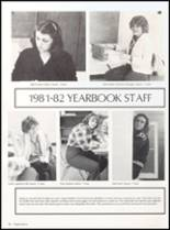 1982 Clyde High School Yearbook Page 88 & 89