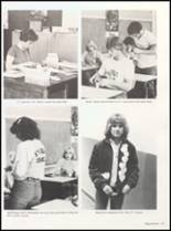 1982 Clyde High School Yearbook Page 90 & 91