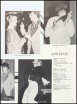 1982 Clyde High School Yearbook Page 98 & 99