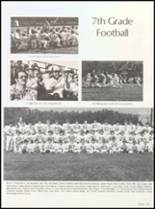 1982 Clyde High School Yearbook Page 102 & 103
