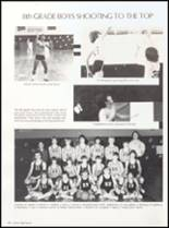 1982 Clyde High School Yearbook Page 104 & 105