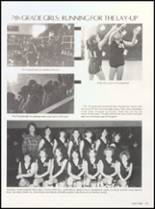 1982 Clyde High School Yearbook Page 106 & 107