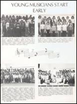 1982 Clyde High School Yearbook Page 108 & 109