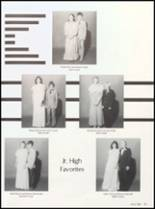 1982 Clyde High School Yearbook Page 110 & 111
