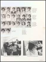 1982 Clyde High School Yearbook Page 114 & 115