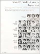 1982 Clyde High School Yearbook Page 116 & 117