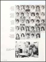 1982 Clyde High School Yearbook Page 118 & 119