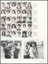 1982 Clyde High School Yearbook Page 120 & 121