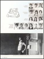 1982 Clyde High School Yearbook Page 122 & 123