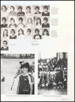 1982 Clyde High School Yearbook Page 126 & 127