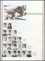 1982 Clyde High School Yearbook Page 134 & 135