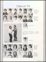 1982 Clyde High School Yearbook Page 136 & 137