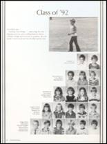 1982 Clyde High School Yearbook Page 140 & 141