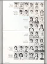 1982 Clyde High School Yearbook Page 142 & 143