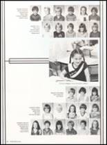 1982 Clyde High School Yearbook Page 144 & 145