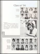 1982 Clyde High School Yearbook Page 146 & 147