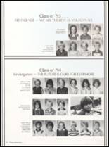 1982 Clyde High School Yearbook Page 154 & 155