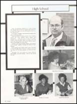 1982 Clyde High School Yearbook Page 158 & 159