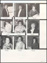 1982 Clyde High School Yearbook Page 164 & 165