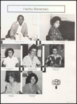 1982 Clyde High School Yearbook Page 166 & 167