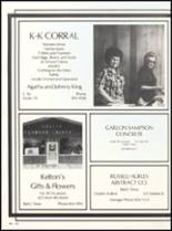 1982 Clyde High School Yearbook Page 192 & 193