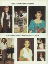 1982 Dreher High School Yearbook Page 14 & 15