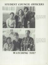 1982 Dreher High School Yearbook Page 22 & 23