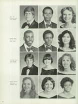 1982 Dreher High School Yearbook Page 24 & 25
