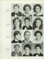 1982 Dreher High School Yearbook Page 36 & 37