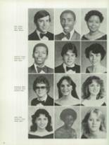 1982 Dreher High School Yearbook Page 38 & 39