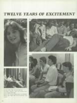 1982 Dreher High School Yearbook Page 44 & 45