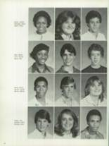 1982 Dreher High School Yearbook Page 48 & 49