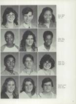 1982 Dreher High School Yearbook Page 50 & 51