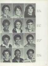 1982 Dreher High School Yearbook Page 52 & 53
