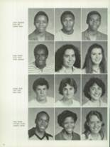 1982 Dreher High School Yearbook Page 56 & 57