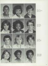 1982 Dreher High School Yearbook Page 62 & 63