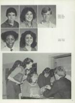 1982 Dreher High School Yearbook Page 64 & 65