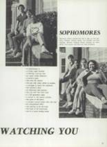 1982 Dreher High School Yearbook Page 66 & 67