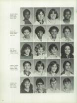 1982 Dreher High School Yearbook Page 70 & 71