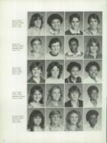 1982 Dreher High School Yearbook Page 78 & 79