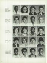 1982 Dreher High School Yearbook Page 82 & 83