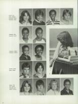 1982 Dreher High School Yearbook Page 86 & 87