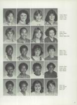 1982 Dreher High School Yearbook Page 90 & 91