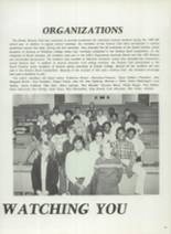 1982 Dreher High School Yearbook Page 100 & 101