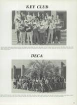 1982 Dreher High School Yearbook Page 102 & 103