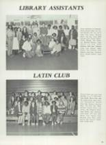 1982 Dreher High School Yearbook Page 108 & 109
