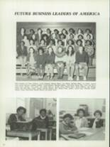 1982 Dreher High School Yearbook Page 114 & 115