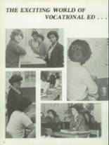 1982 Dreher High School Yearbook Page 122 & 123