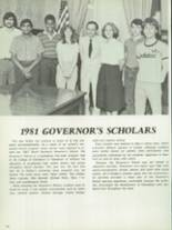 1982 Dreher High School Yearbook Page 132 & 133